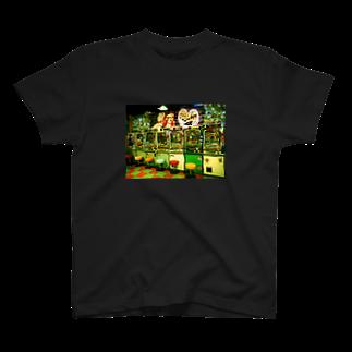 kawasunのサブカル系Tシャツ T-shirts
