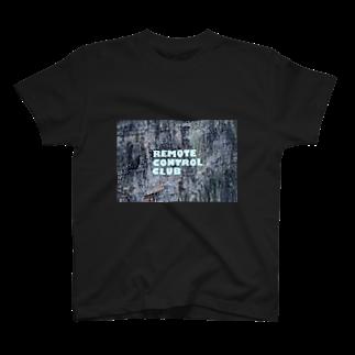 Remote Control ClubのCliff T-shirts