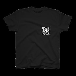 ___Ru____のQRコード T-shirts
