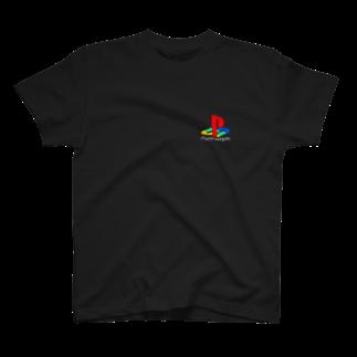 ixgdxのPlayStreetGame T-shirts