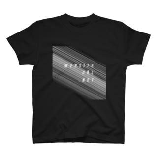 WEBSITE URL .NET T-shirts