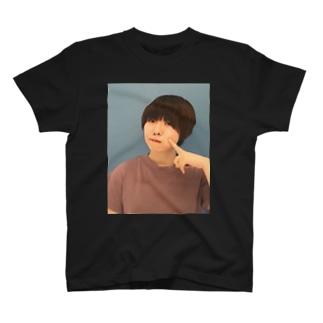 俺の証明写真 T-shirts