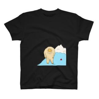イエティ T-shirts