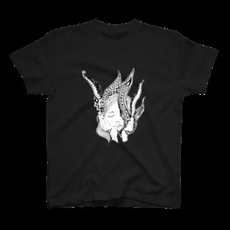 YUMAのイマジネーション T-shirts