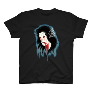 Curse neck S/ST T-shirts