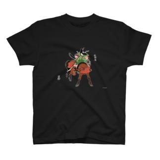 巴御前 T-shirts