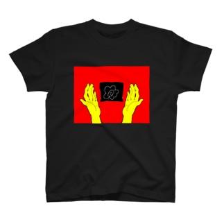 花丸満点(赤×黄version) T-shirts