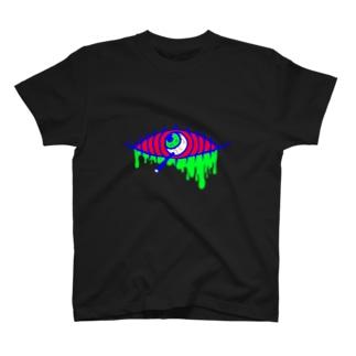 ぺろぺろきゃんでぃカラー T-shirts