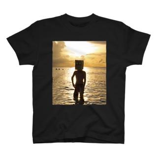 サンセットさん T-shirts