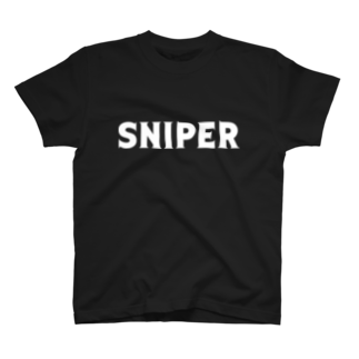 2753GRAPHICSのSNIPER T-shirts