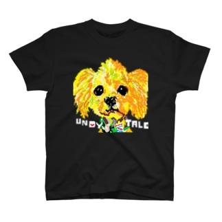 愛犬 T-shirts