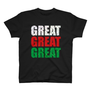 GREAT! T-shirts