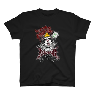 チャリティグッズ*halloweenferret T-shirts