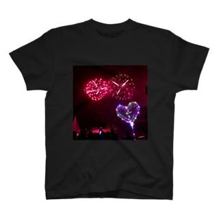 大阪フェス花火 T-shirts