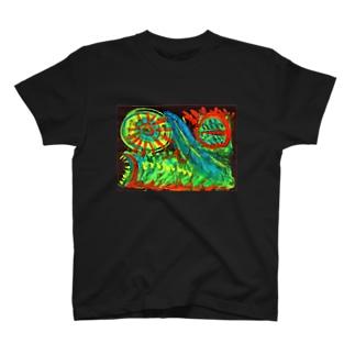 ギョロ T-shirts