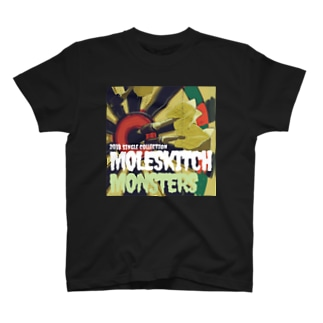 Moleskitch MONSTERS  T-shirts