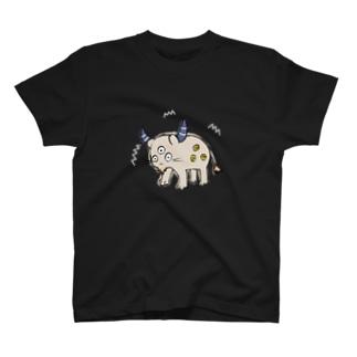 ふるえる☆はくたくん T-shirts