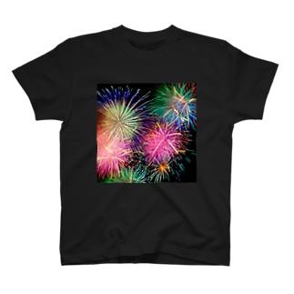 花火の思い出 T-shirts