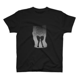 ニンフの一葉 T-shirts