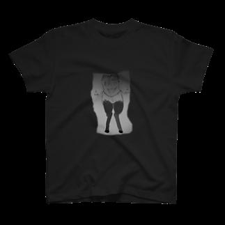 heriel666のニンフの一葉 T-shirts