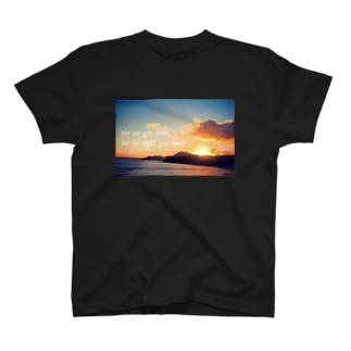 Twilight Sea T-shirts