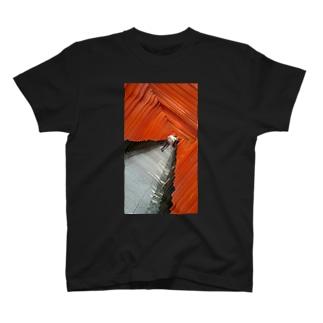 赤の洞窟 T-shirts