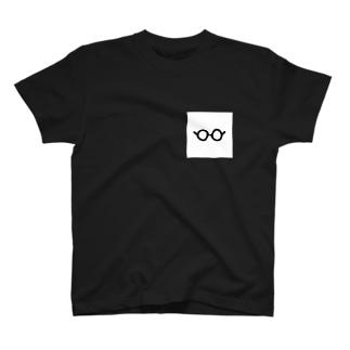 めがねくん T-shirts