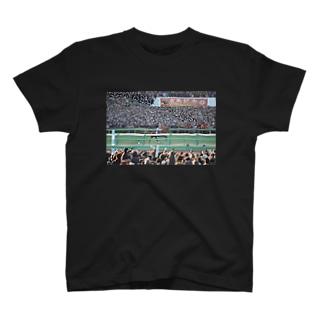 競馬 Tシャツ 有馬記念 オルフェーヴル T-shirts