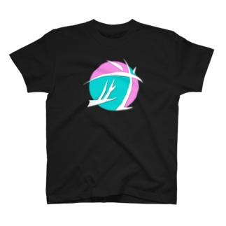 ニコラス武 ロゴ 第二形態 T-shirts