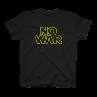 tagteeのNO WAR T-shirts
