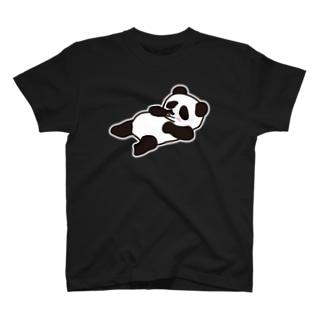 リラックスパンダ(リラッンダ) T-shirts
