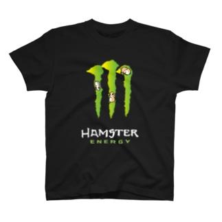 ハムスターエナジー T-shirts