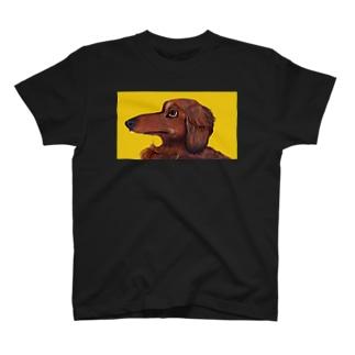 でっぱ犬 T-shirts