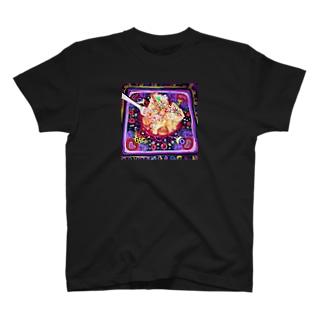きらきら商店のダイエット中止Tシャツ T-shirts