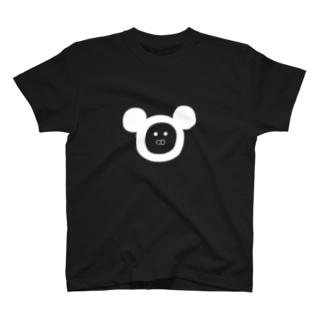 ロゴ(白) T-shirts