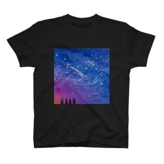 星空 T-shirts