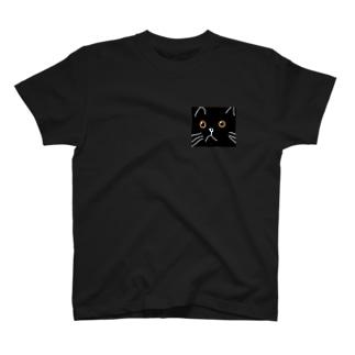 くろたまティー T-shirts