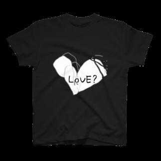 CUBIC ITEMのLOVE? T-shirts