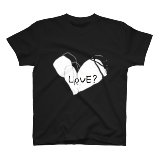 CUBIC ITEMのLOVE? T-shirts