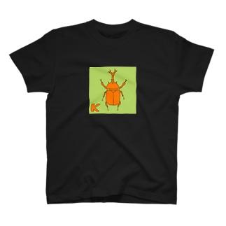 かぶかぶかぶ2 T-shirts
