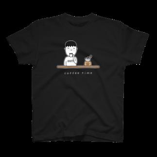 そろり屋のコーヒー男子 T-shirts