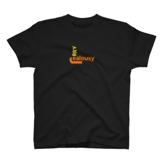 JERRYBEANS jealousy(ヤキモチ) T-shirts