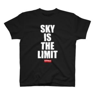 限界は無い -1- T-shirts