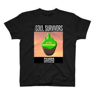 Soul Survivors 2015.06 藤枝ライブ T-shirts