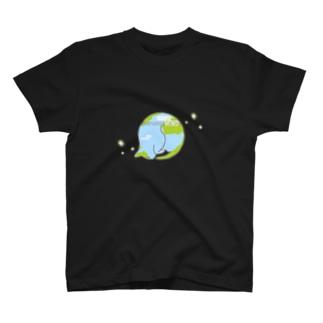 猫星☆にゃんこスター T-shirts