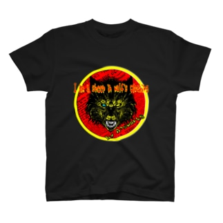 狼の皮を被った羊 T-shirts