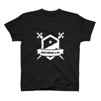 JENCO 2019AW_LOGO T-shirts