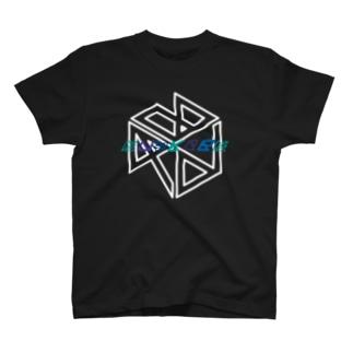 NKRCUBE T-shirts