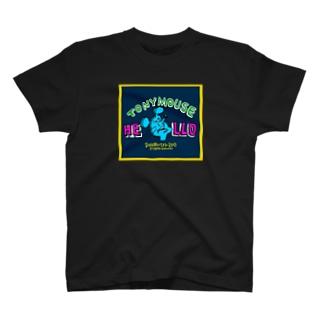 トニーマウス T-shirts