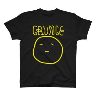 ぐにゃっとしたスマイル T-shirts